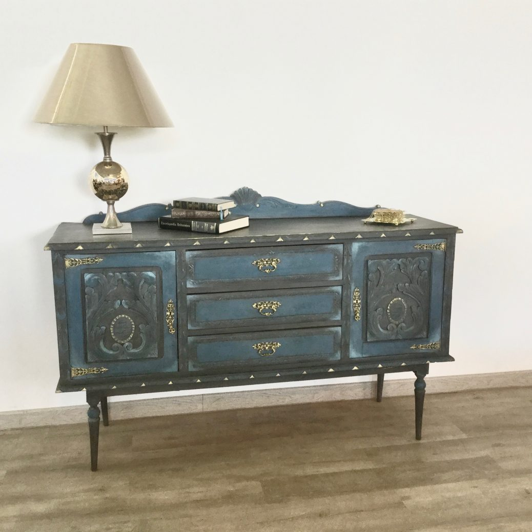 Chalk Paint, Up-cycled furniture, Pre-loved furniture, Almancil, Second Hand Furniture